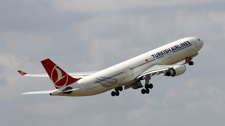A Turkish Airlines Airbus A330 aircraft © Jacky Naegelen