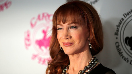 Comedian Kathy Griffin © David McNew