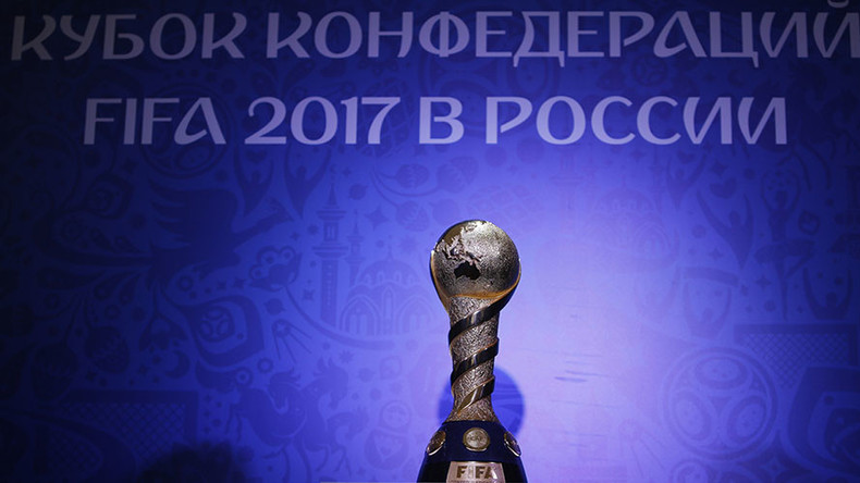 Russian broadcaster finally agrees TV deal with FIFA for Confed Cup 2017, World Cup 2018 – report