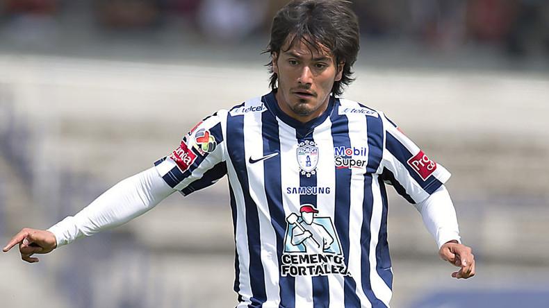 'El Burrito' – Meet the Mexico debutant looking to conquer the Confed Cup