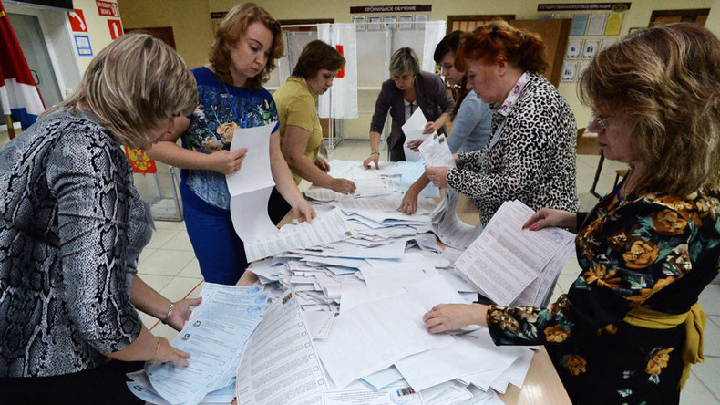 Bill criminalizing poll rigging drafted in State Duma