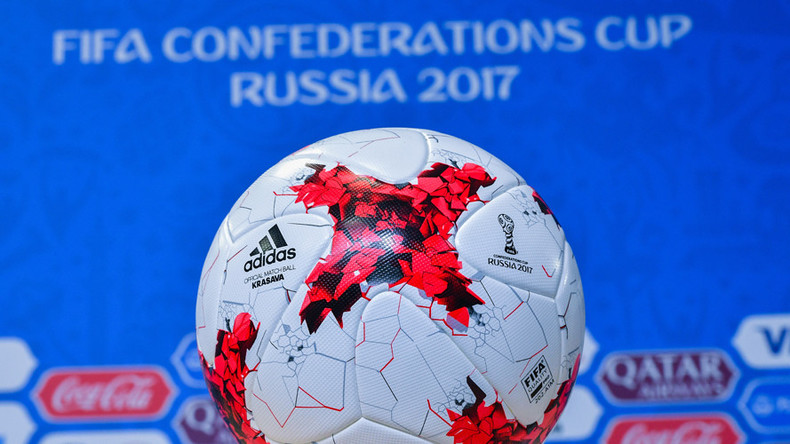 FIFA 2017 Confederations Cup in Russia