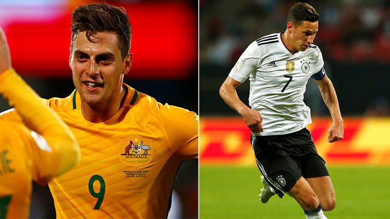 Australia v Germany: Low's young guns aim for winning start against Asian champs in Sochi