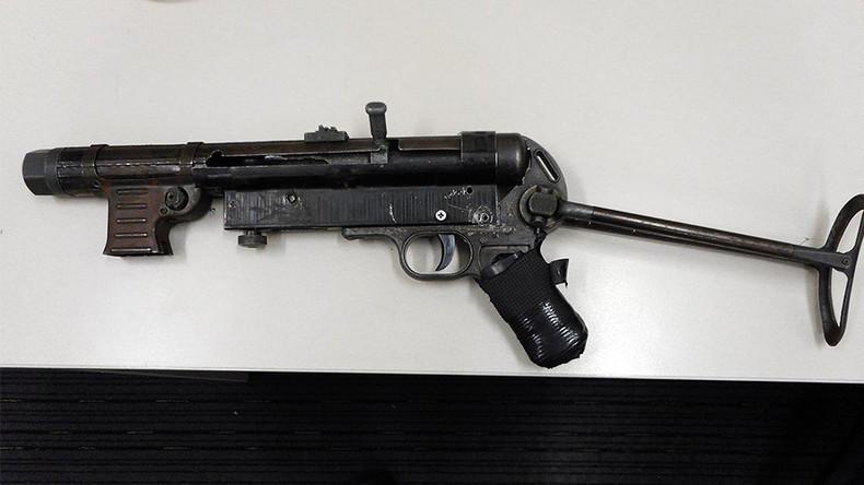 Nazi submachine gun found in traffic stop north of Sydney ahead of gun amnesty