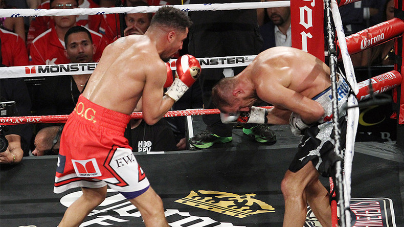 'Oh no, shut up!' – Boxing world reacts to Kovalev's controversial stoppage loss to Ward