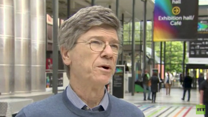 US is stuck in 20th-century foreign policy, with wars and bases across the globe – Jeffrey Sachs
