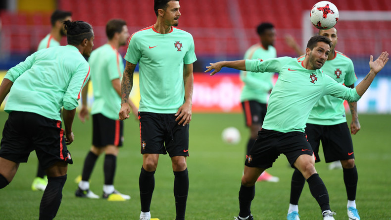 Portugal seek first win on Russian soil in Moscow Confed Cup sell-out