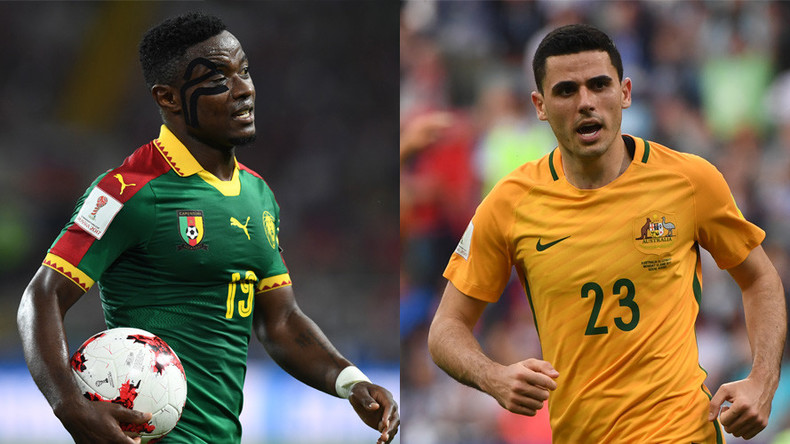 Cameroon v Australia: Group B underdogs go in search of 1st win at Confed Cup 2017