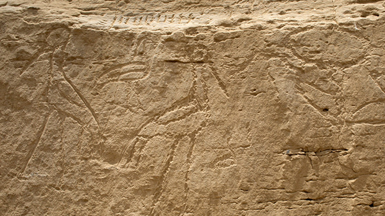 Ancient Egypt: 'Billboard' hieroglyphics let historians see the big picture