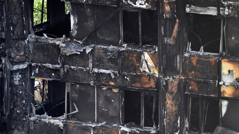 Police considering manslaughter charges in Grenfell Tower fire investigation