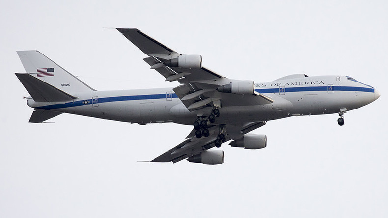 Heavy tornado cripples 2 US 'Doomsday Planes'