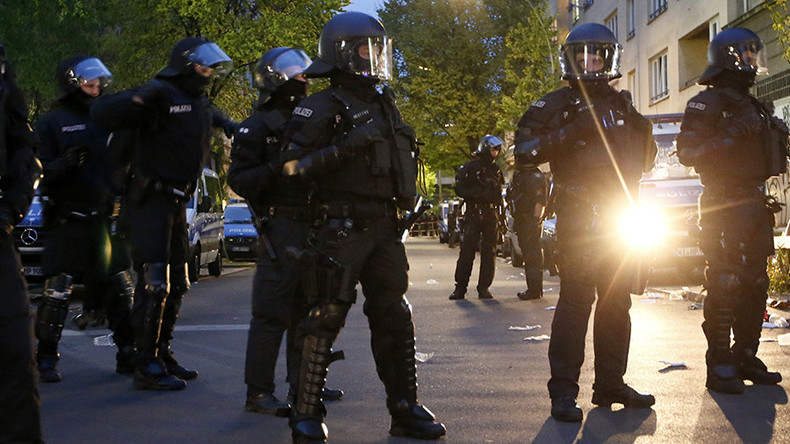 15 officers injured after mob of dozens goes on rampage in Magdeburg, Germany overnight