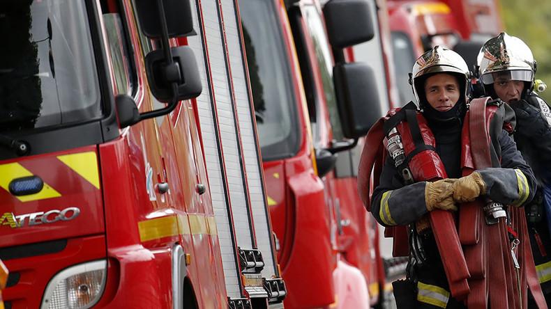 100 evacuated in Paris suburb following 'seemingly deliberate' fire in apartment building