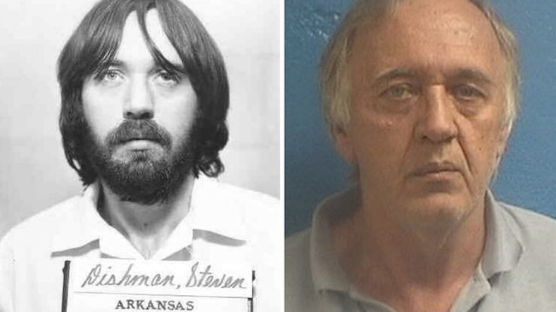 Arkansas prisoner recaptured after 32 years on the lam