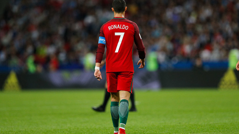 Ronaldo to miss Confed Cup 3rd place playoff to see 2 newborn sons