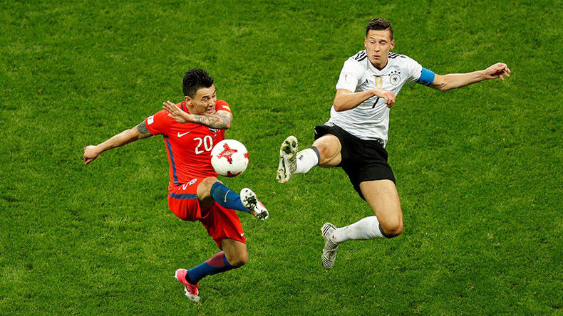 Confed Cup final: 5 things you need to know ahead of Chile-Germany showdown