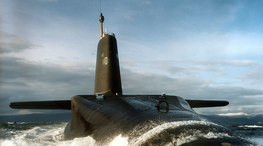 Britain's Trident nukes vulnerable to hack attack – report