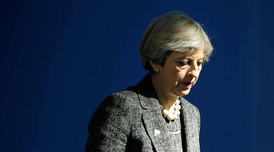 Poll shows Labour slashing Tory lead to just 3 points after Theresa May dodges TV election debate