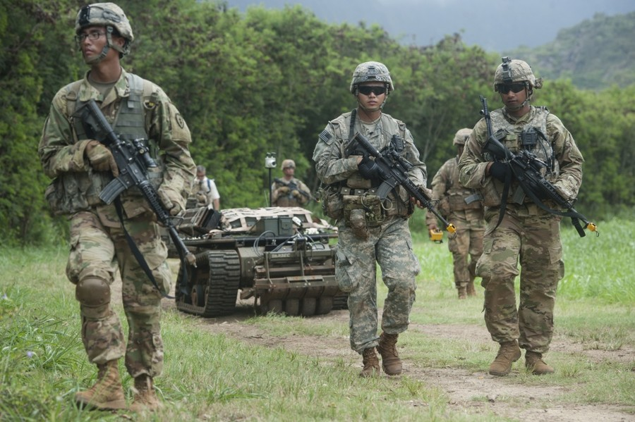 US military orders design of combined human-robot squads