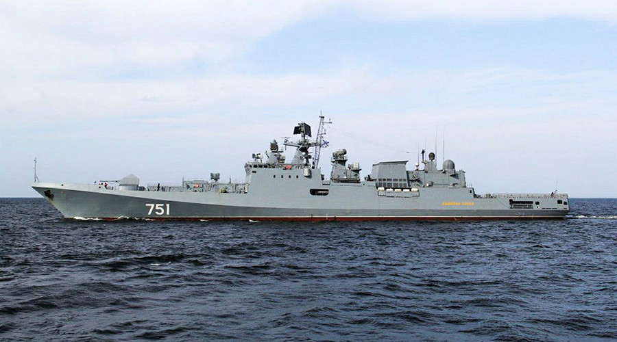 Russia's Black Sea Fleet to maintain 15-ship task force in eastern Mediterranean – Navy