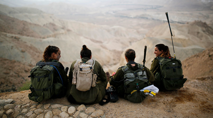 'Kill female soldiers': Israel police probe anti-draft fliers in Ultra-Orthodox area of Jerusalem