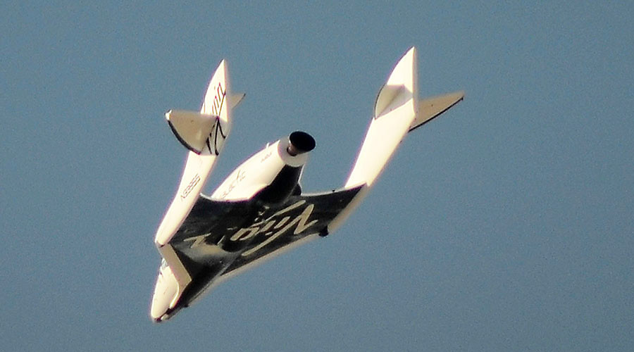 Virgin Galactic conducts 5th glide-flight test with VSS Unity, says it's 'ready' for next phase