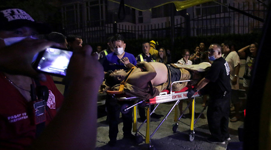 More than 30 bodies found at Resort World Manila following attack & fire – police