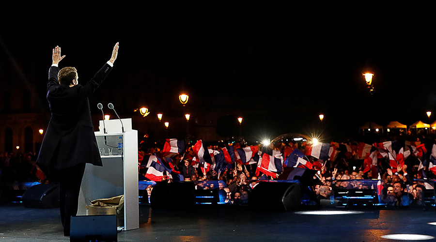 'WikiLeaks' Vault 7 cache shows US – not Russia – hacked past French elections'
