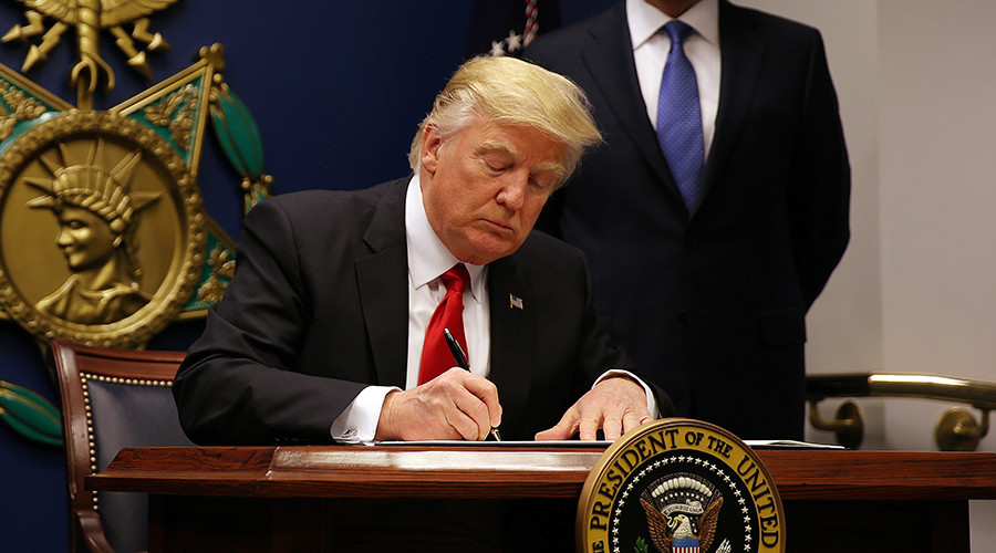 Trump asks US Supreme Court to uphold travel ban