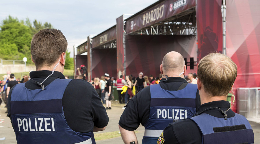 Germany's Rock Am Ring Festival evacuated over 'terrorist threat'