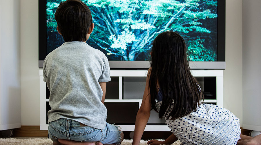 TVs in children's bedrooms linked to increase in child obesity, study finds