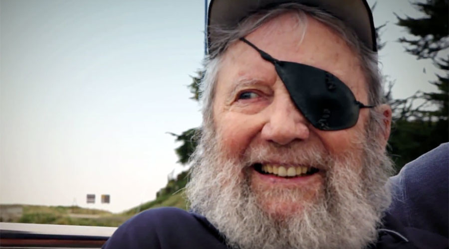 Eye patch wearing surf legend and wetsuit pioneer Jack O'Neill dies aged 94