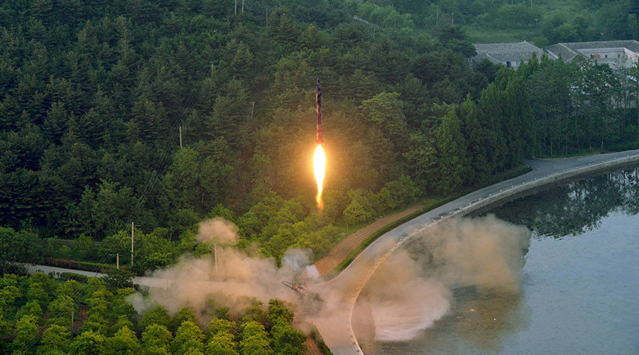 US missile interceptor system won't stop N. Korean 'shower of nuclear strike' – KCNA