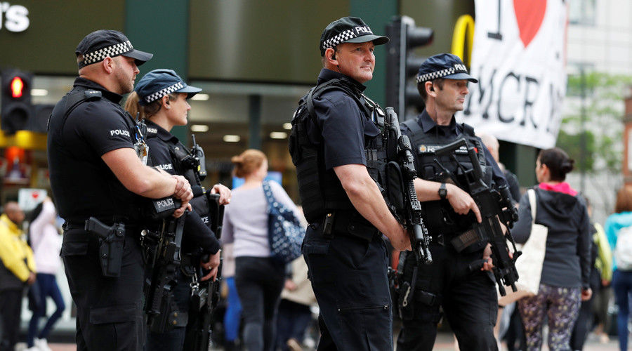 Police detain 17th person in connection with Manchester Arena suicide bombing