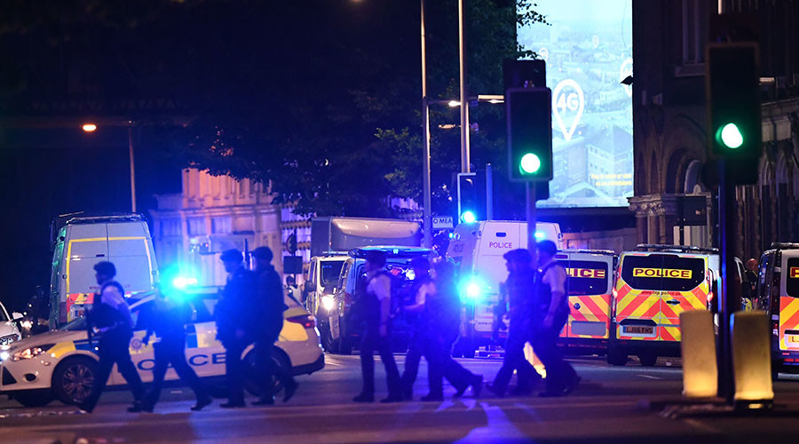'Stabbed 15 times as she begged for help': How London Bridge attack unfolded