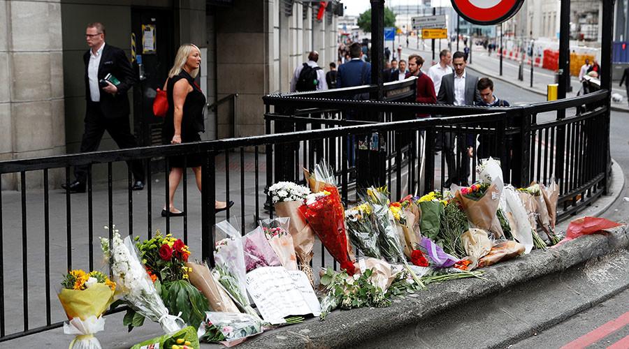 London Bridge terrorist attack