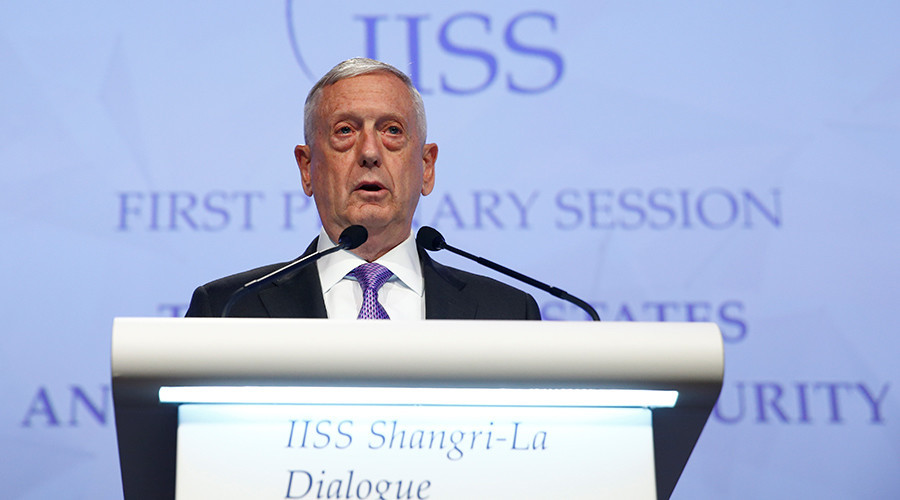 China rejects 'irresponsible' US remarks on South China Sea