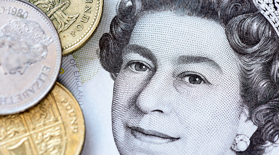 British wages in free fall, only crisis-hit Greece is worse in OECD