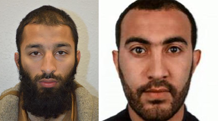 Police name 2 London Bridge attackers as Khuram Shazad Butt & Rachid Redouane, release photos