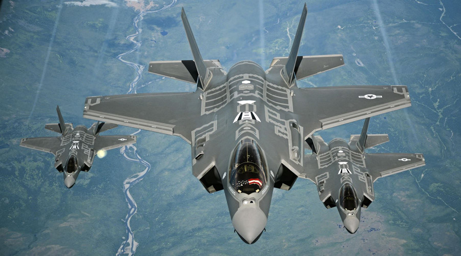 We want some more! US Air Force asks for extra $10.7bn for F-35s lasers & other toys