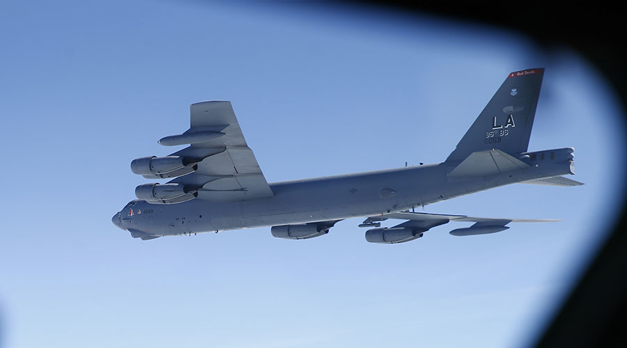Russian Su-27 intercepts US B-52 bomber over Baltic – Moscow