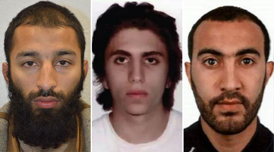 3rd London Bridge terrorist named, man not known to police
