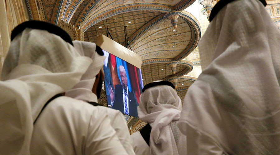 'Trumpification': Row between Gulf states & Qatar helps nobody, German FM says