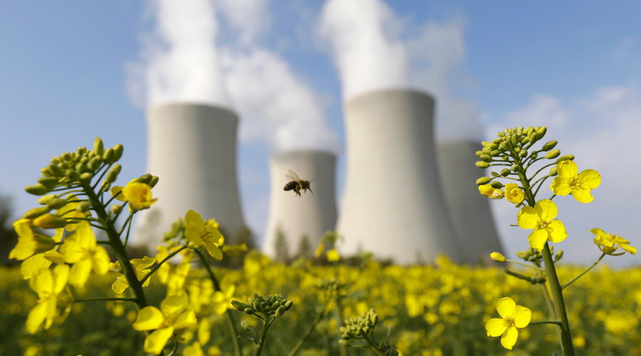 Germany's top court rules nuclear fuel tax illegal