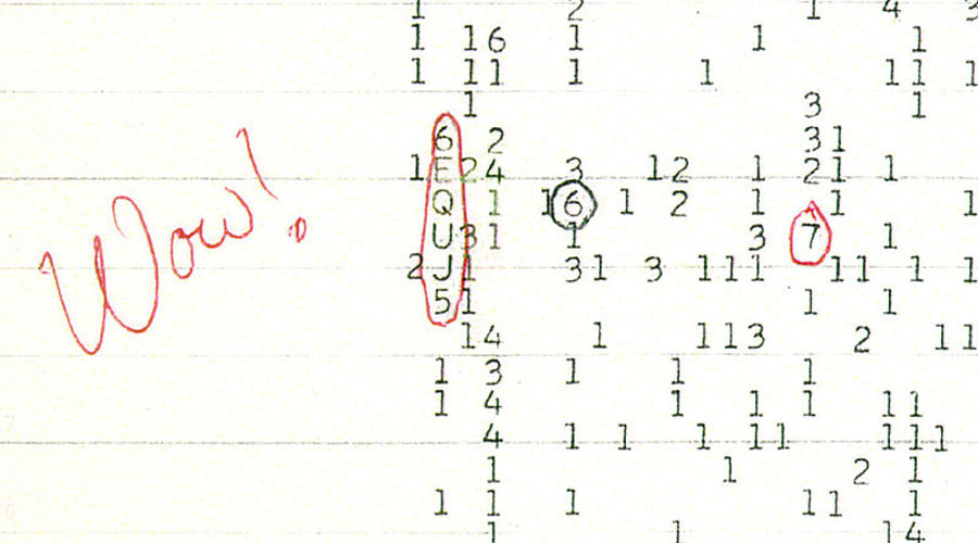 Space mystery solved? 'Wow' signal linked to rare comet flyby, says study