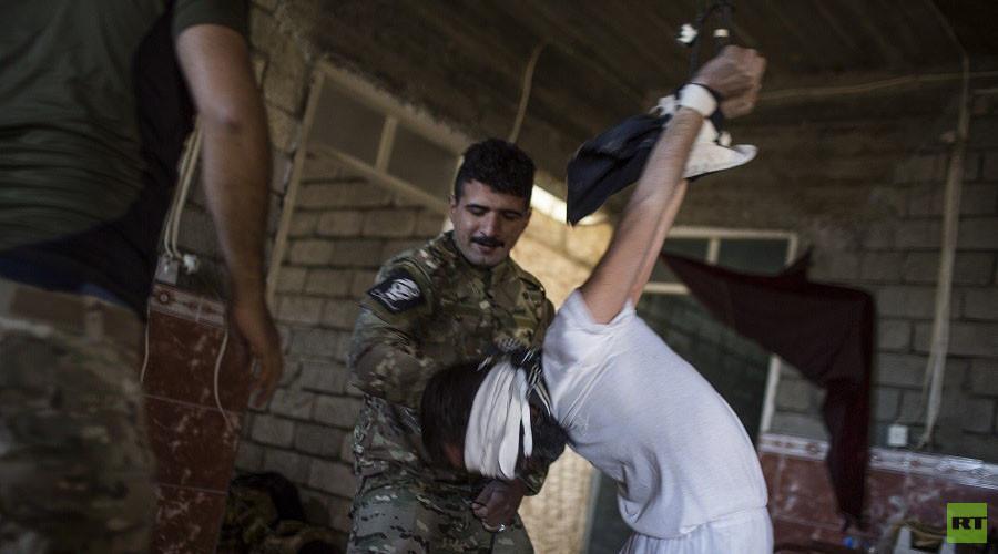 Alleged Iraqi war crimes in Mosul 'give ISIS propaganda'