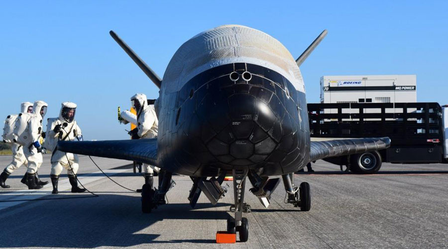 SpaceX to launch US Air Force's mysterious X-37B 'spaceplane'