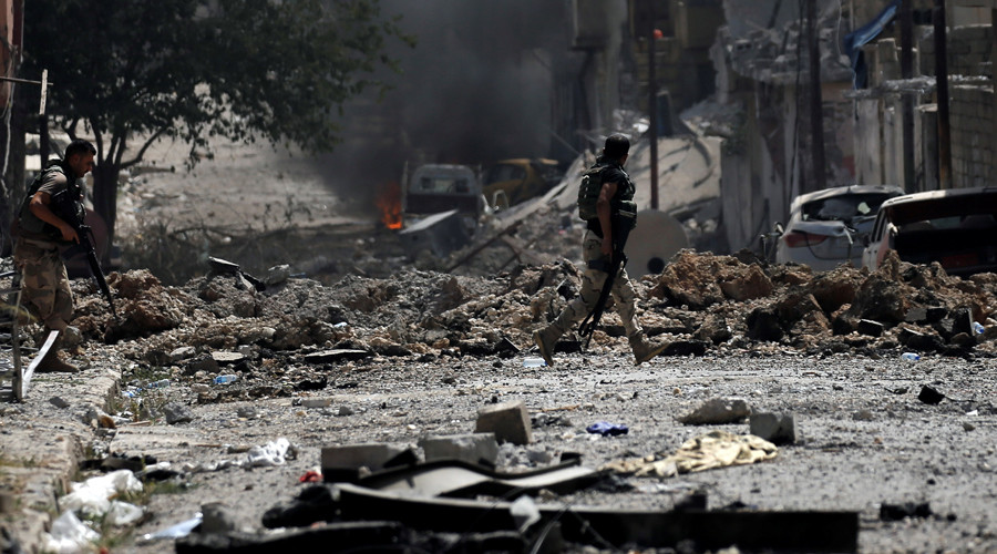 'Excessive risk': Leading NGOs unite to criticize Mosul bombing campaign