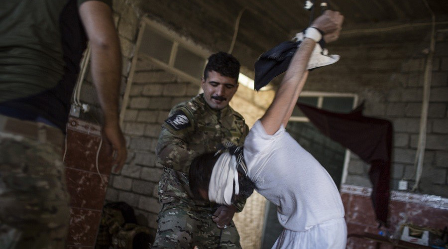US State Department 'not aware' of torture & extrajudicial executions by Iraqi forces
