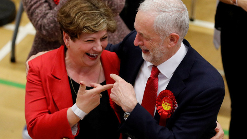 Jeremy Corbyn's meteoric rise could be Theresa May's undoing
